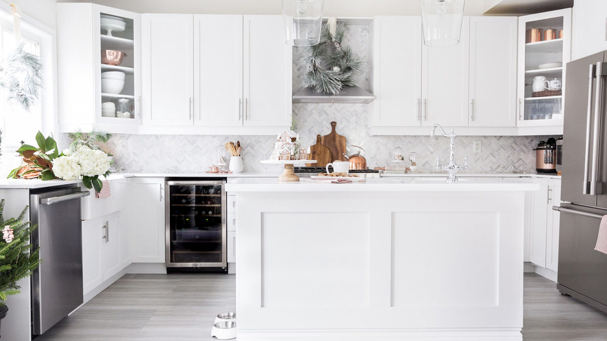 انواع کابینت آشپزخانه