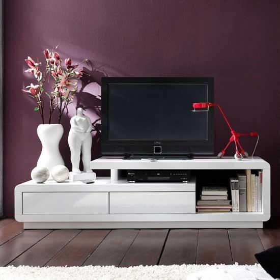 میز تلویزیون هایگلاس