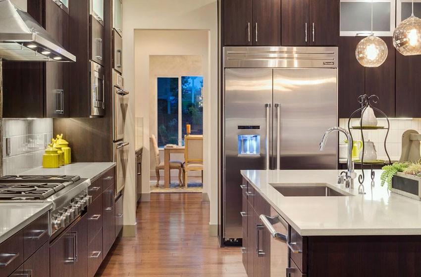 ایده کابینت آشپزخانه کوچک