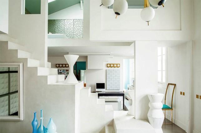 ایده دکوراسیون داخلی خانه کوچک