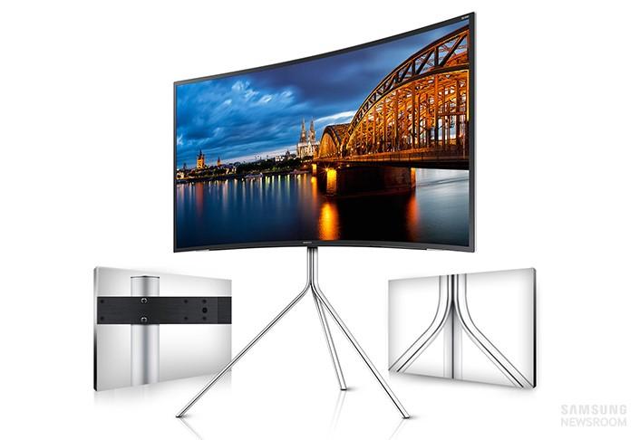 مدل جدید میز تلویزیون دیواری