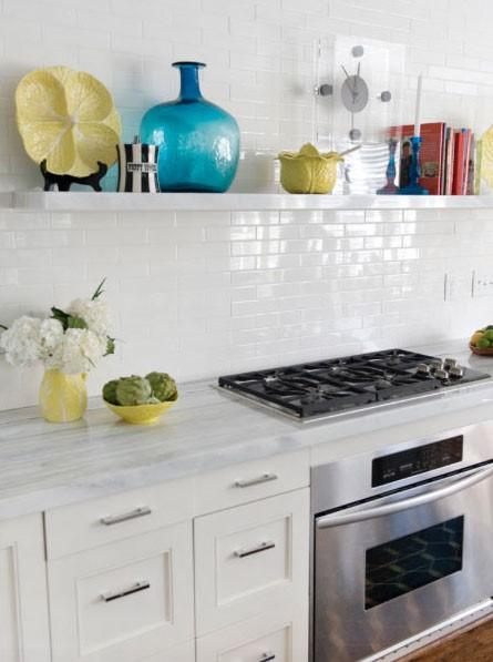 طرح دکوراسیون آشپزخانه