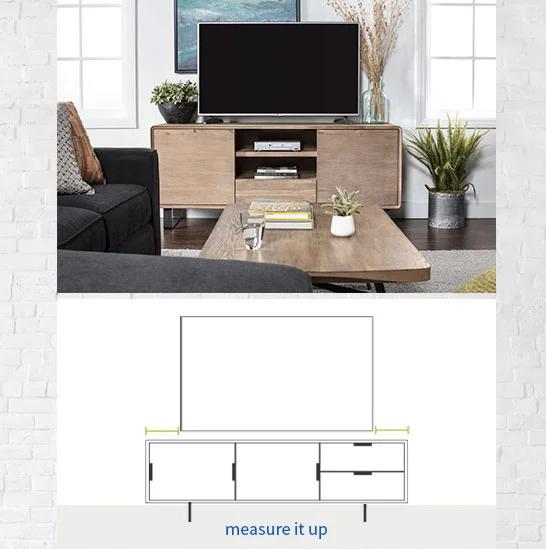 نحوه انتخاب میز تلویزیون