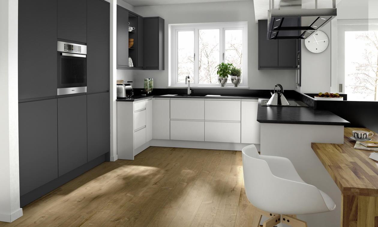 ایده آشپزخانه مدرن