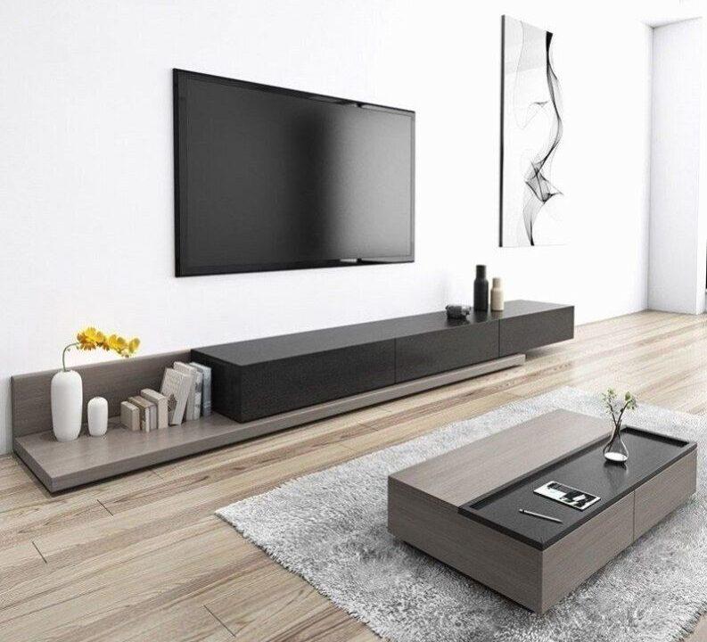 اندازه میز تلویزیون
