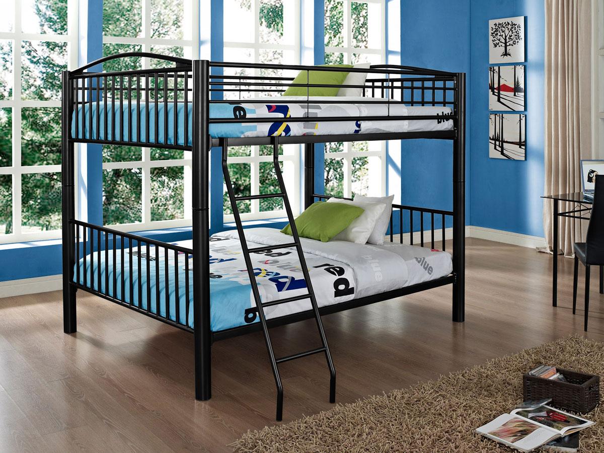 تخت خواب فلزی بچه گانه