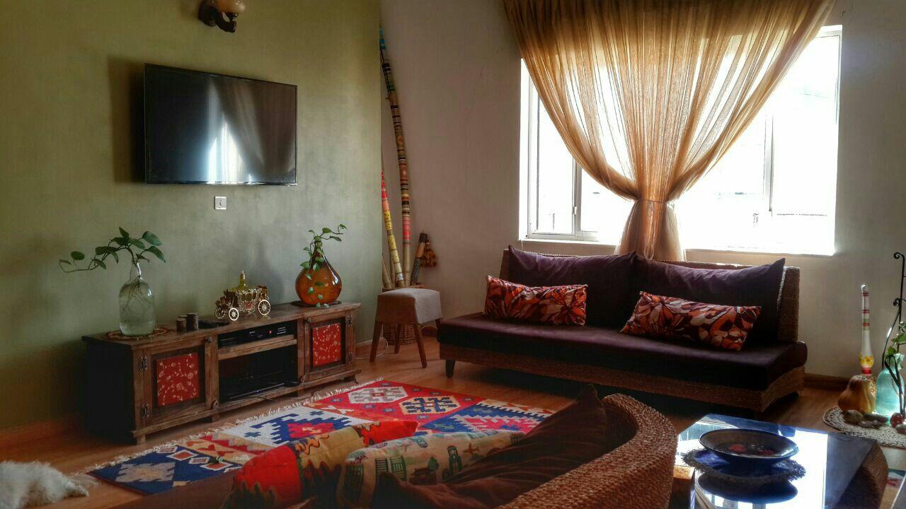 ایده دکوراسیون داخلی منزل ایرانی