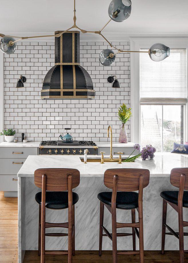 طرح دکوراسیون داخلی آَشپزخانه