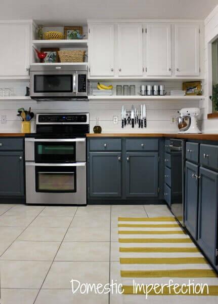 دکوراسیون آشپزخانه کوچک