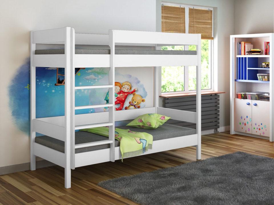 تخت خواب دو طبقه کودکان