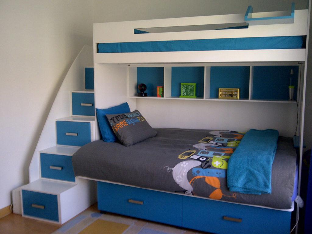 تخت خواب دو طبقه پسرانه معرفی انواع تخت خواب دو طبقه