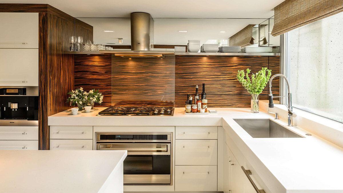 آخرین ترند های دکوراسیون داخلی آشپزخانه در سال 2019