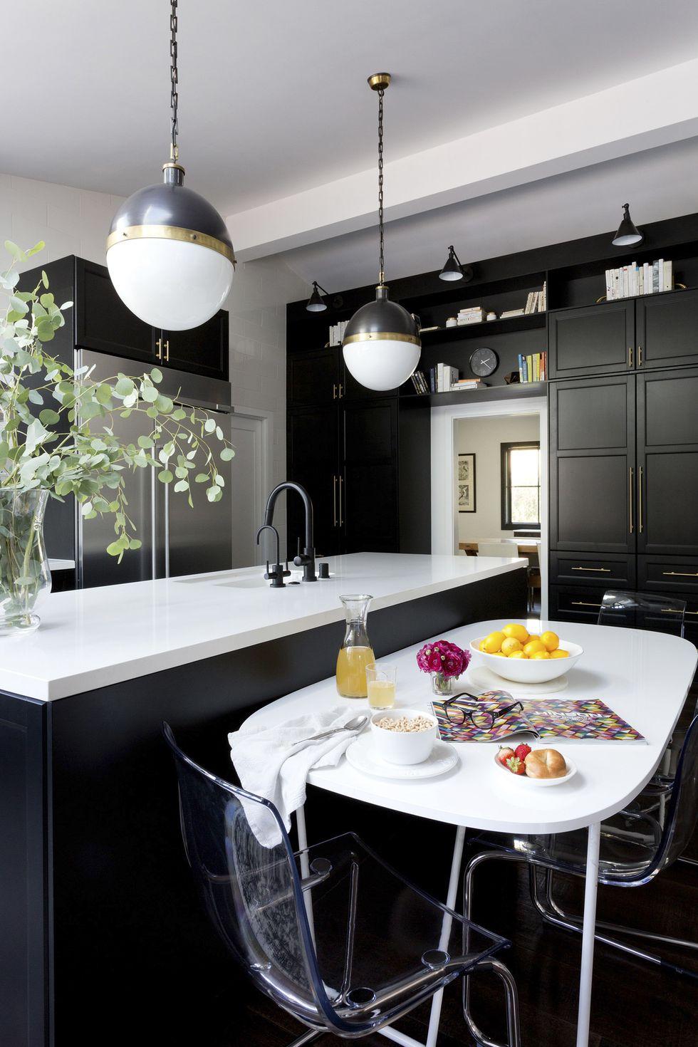 کابینت آشپز خانه کاخ سفید آمریکا دکوراسیون آشپزخانه بزرگ:ایده های شگفت انگیز برای دکوراسیون ...