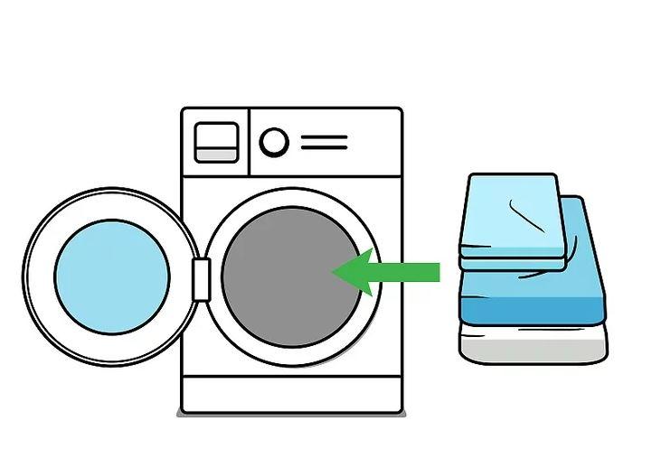 تمیز کردن تشک سرویس خواب