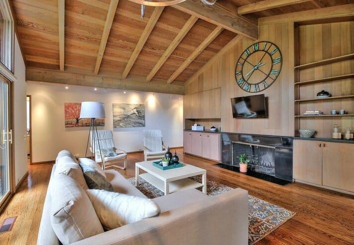 دکوراسیون داخلی منزل به سبک مدرن