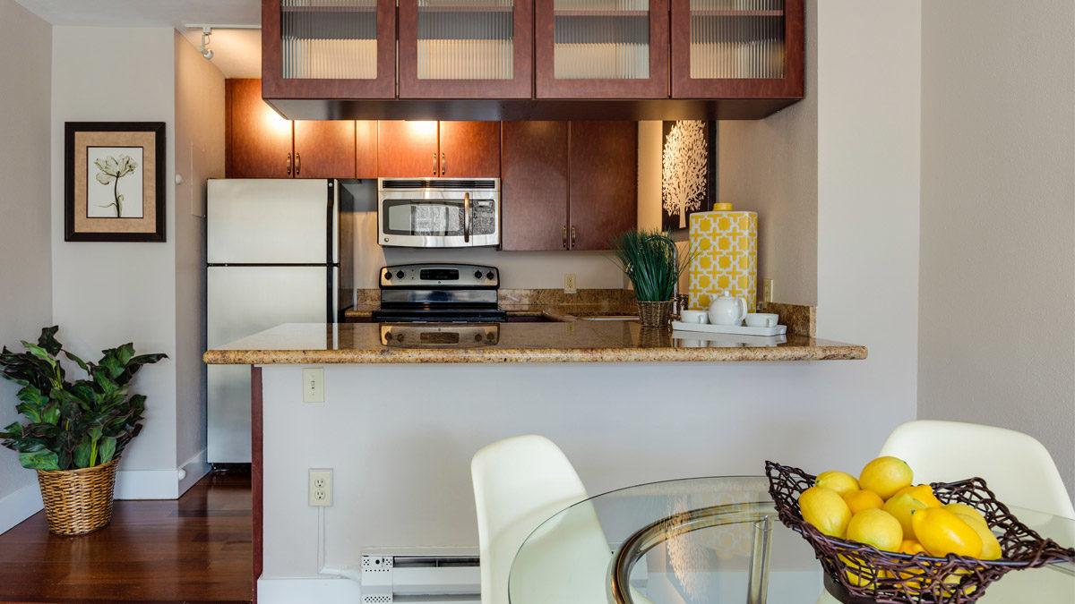 مدل دکوراسیون داخلی آشپزخانه مدرن