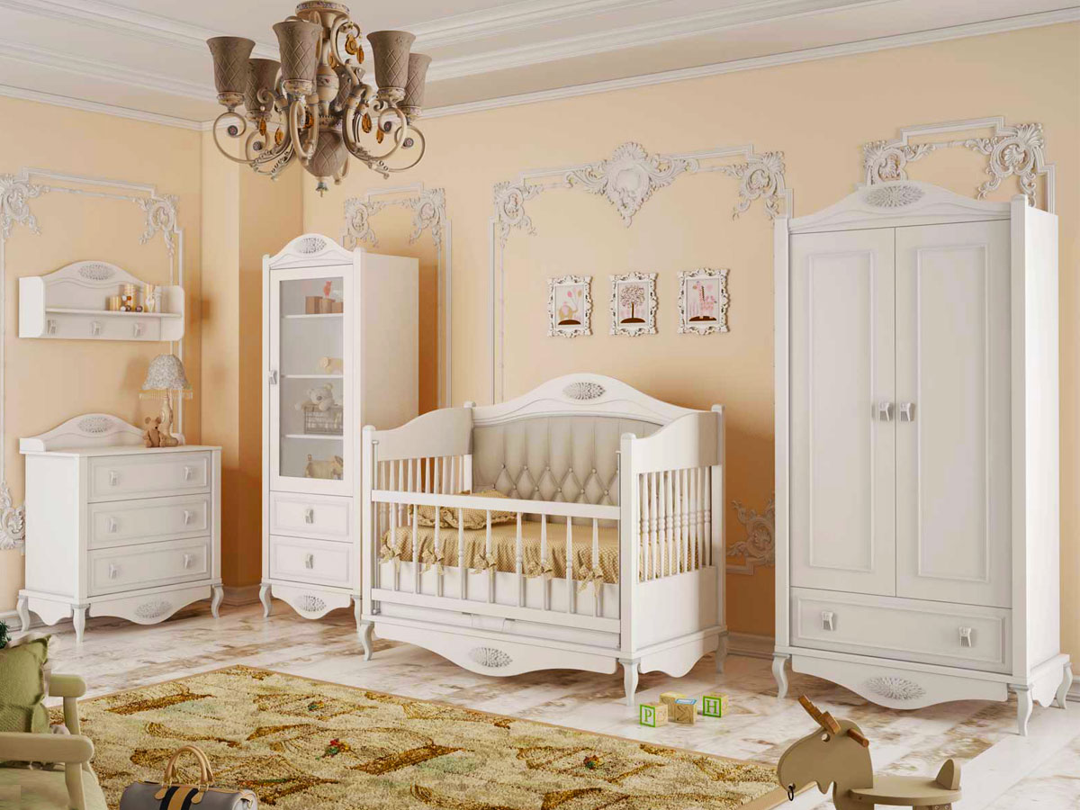 انواع تخت خواب کودک