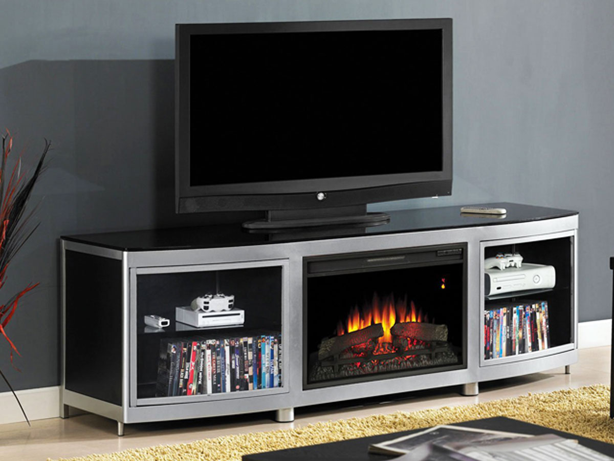 میز تلویزیون فلزی