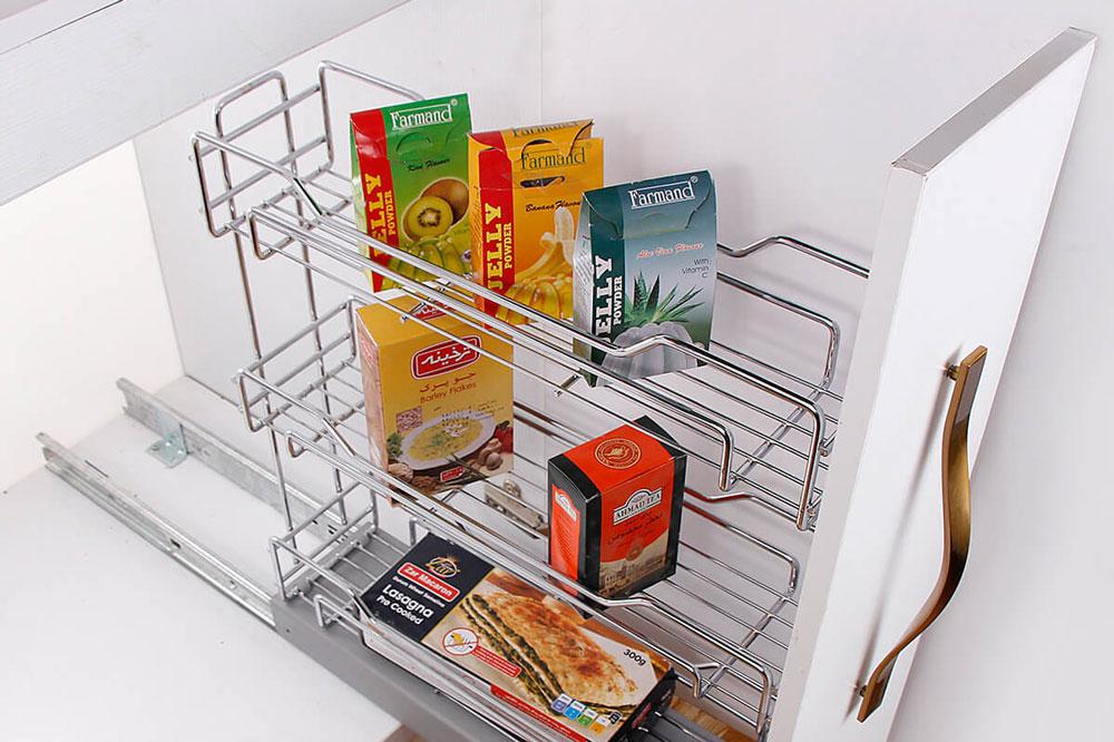 سوپری کابینت: مخصوص مواد غذایی