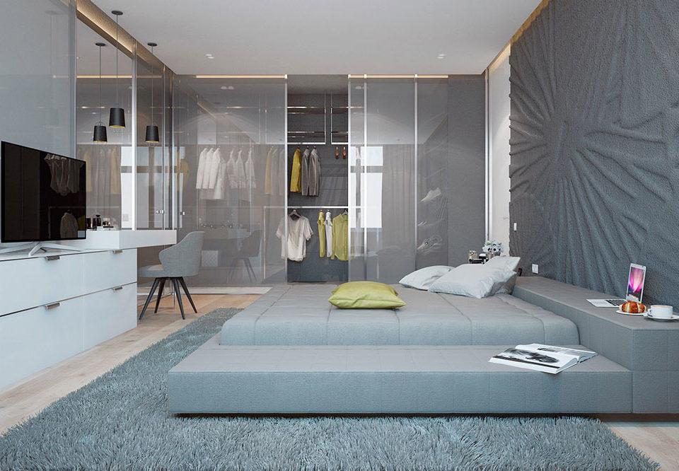 مدل کمد دیواری اتاق خواب