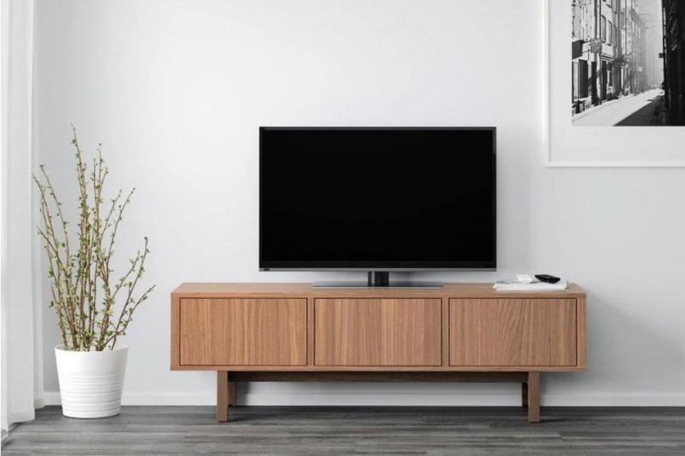 سایز میز تلویزیون ال ای دی