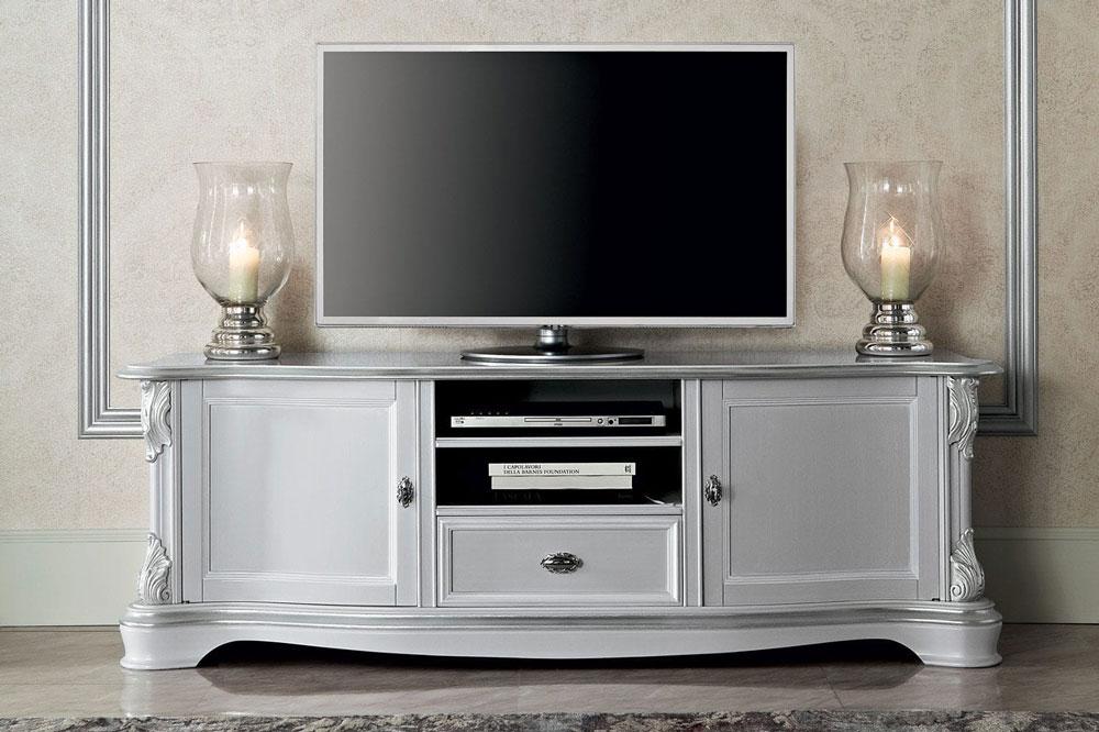 میز تلویزیون کلاسیک چوبی: مقایسه کلاسیک و مدرنیته