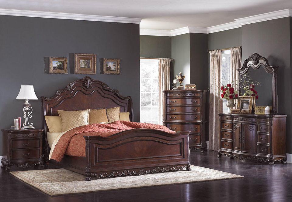 4 مدل برتر سرویس خواب سلطنتی در طرح و رنگ های مختلف