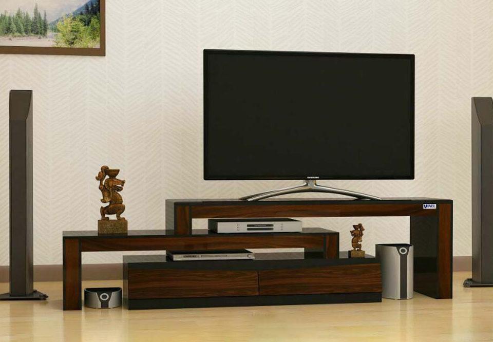 معرفی میز تلویزیون سه تیکه از لحاظ کاربرد، متریال و رنگ بندی