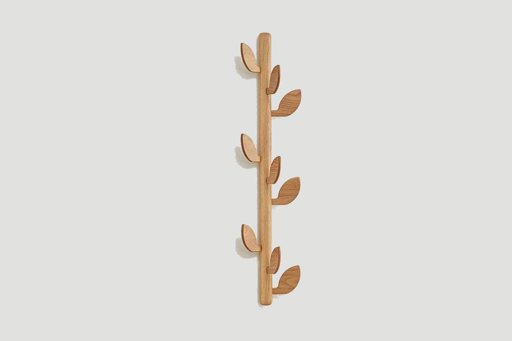 مدل جالباسی دیواری ام دی اف: طرح شاخه ای