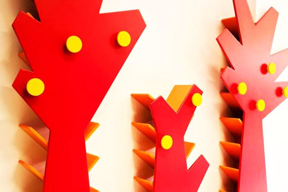 مدل جاکفشی دیواری