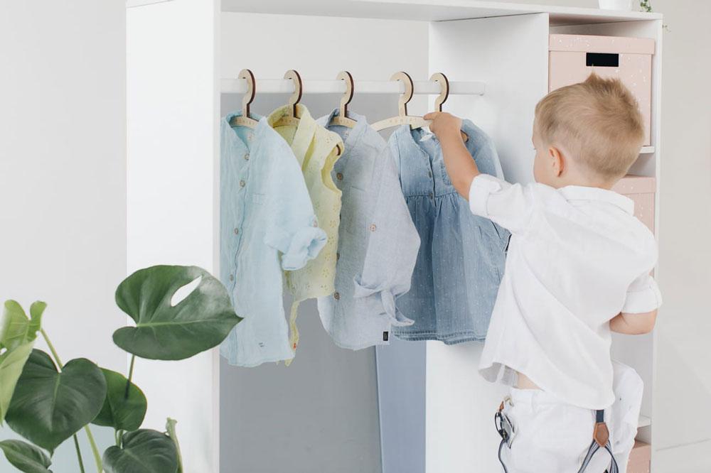 ۵ سوال اساسی که به هنگام خرید کمد بچه باید از خود بپرسید
