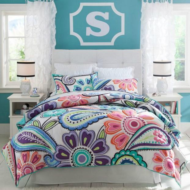 تخت خواب با نقوش برجسته