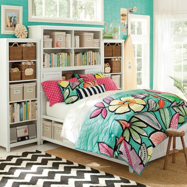 تخت خواب با طرح استوایی