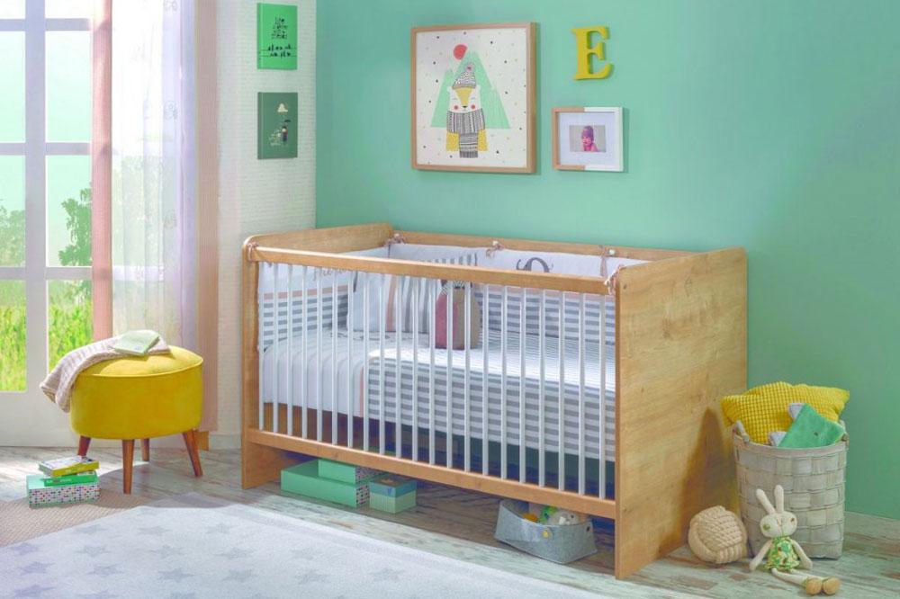 مراحل کاری آذینگر، تولید کننده سرویس خواب نوزاد