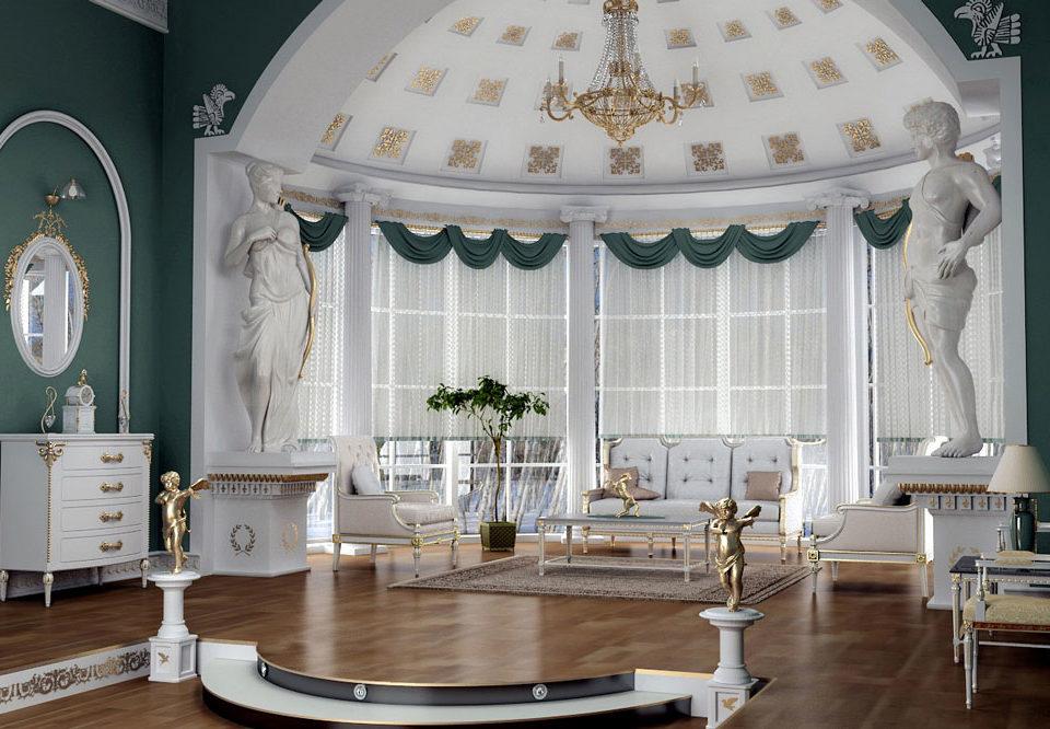 سبک ویکتوریایی در طراحی داخلی چیست؟
