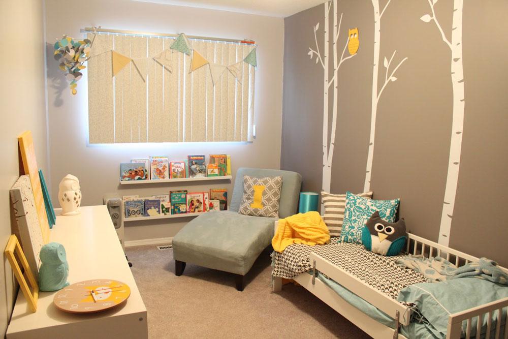 دکوراسیون اتاق خواب پسرانه : اتاق بازی و سرگرمی