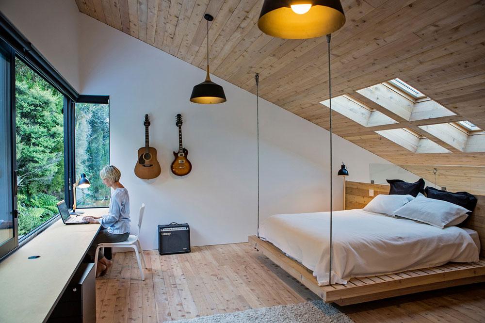 مدل اتاق خواب به سبک روستایی