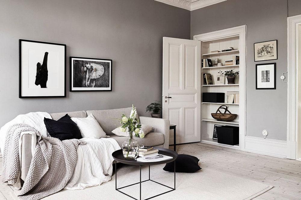 دکوراسیون داخلی منزل : طراحی خنثی