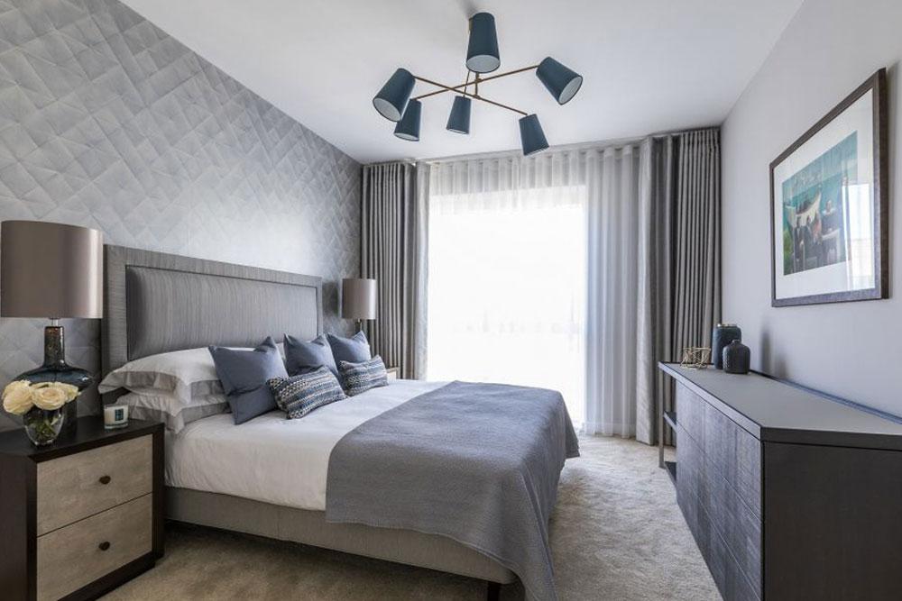 مدل اتاق خواب به سبک مدرن