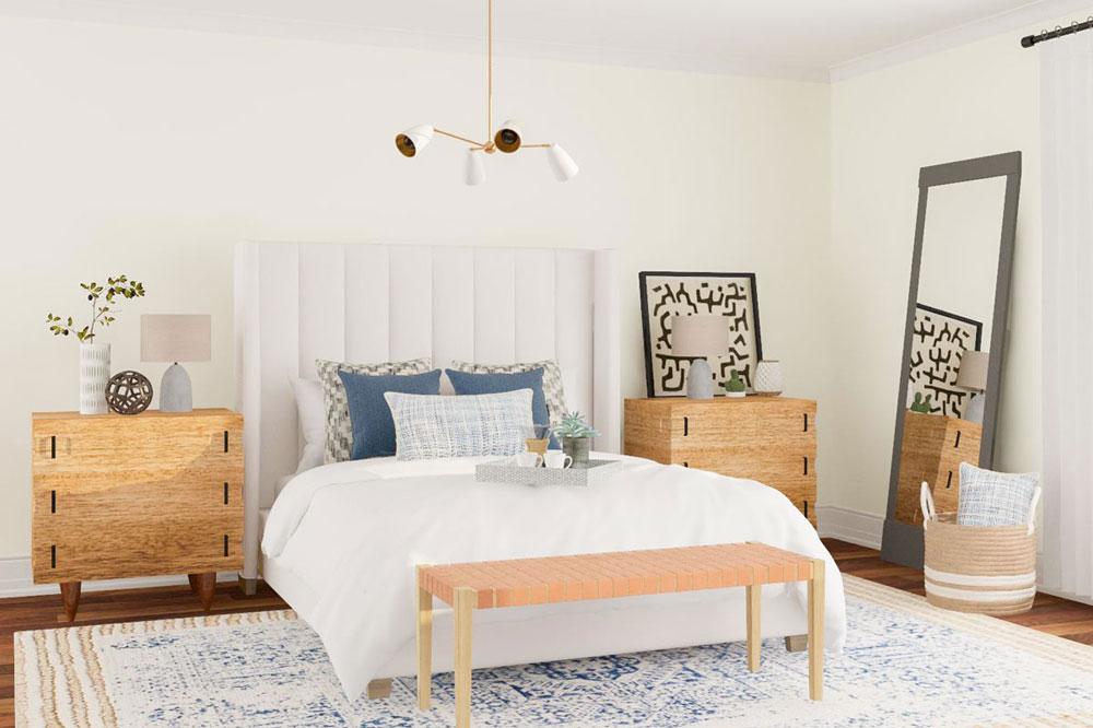 عوامل موثر در دیزاین اتاق خواب