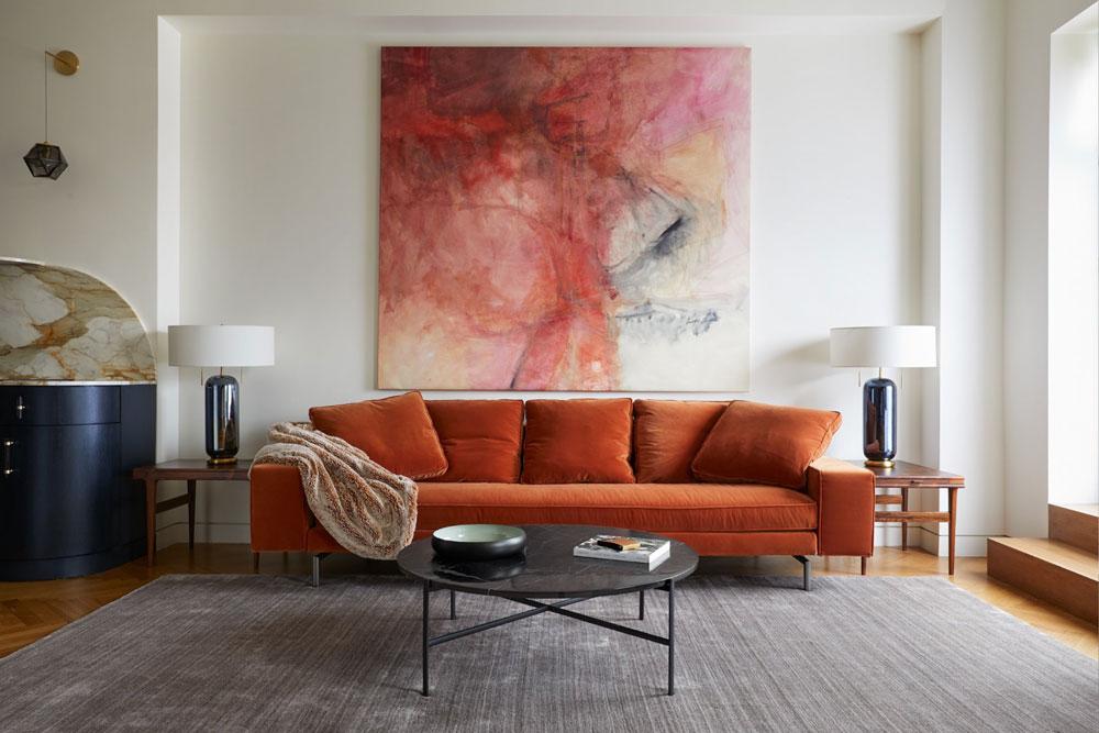 دکوراسیون داخلی منزل : طراحی مخملی
