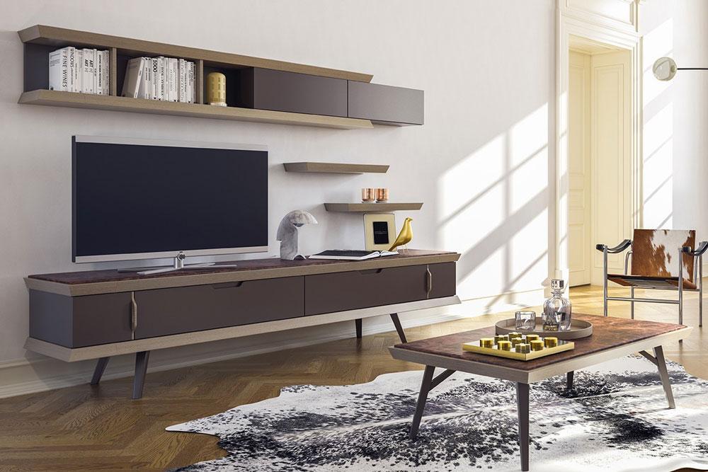 میز تلویزیون ترکیه ای میلانو