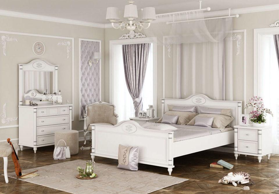 سرویس خواب سفید