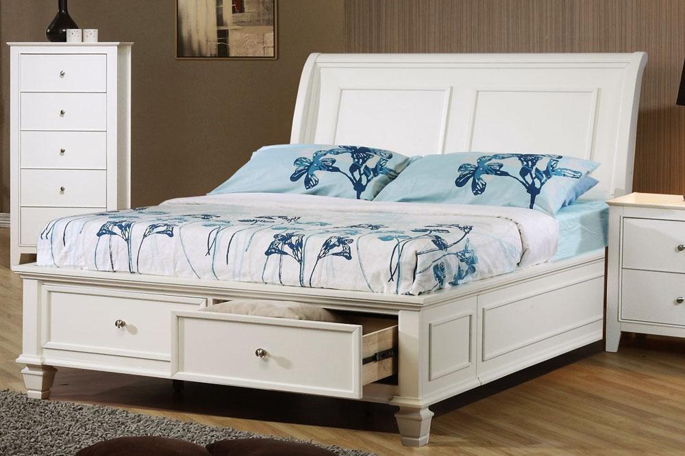 خرید سرویس خواب سفید