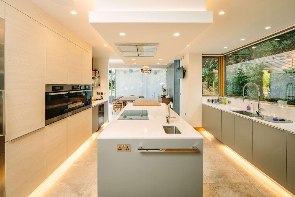 عنصر نور در طراحی داخلی خانه