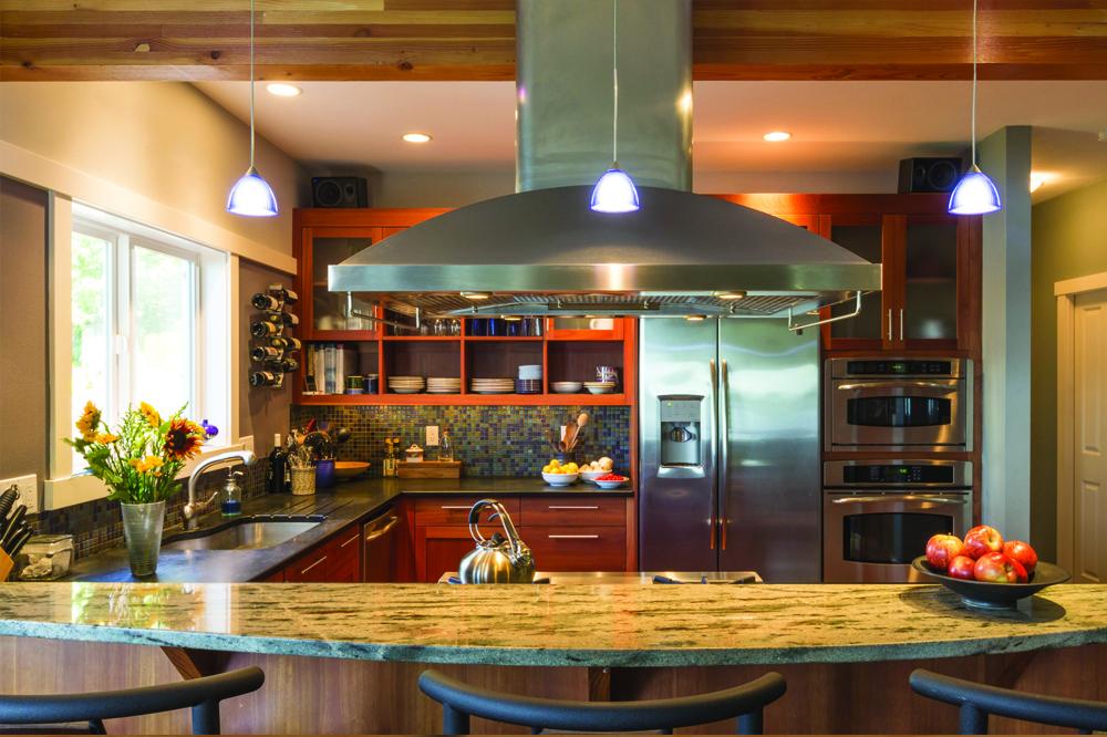 مدل اپن آشپزخانه ایرانی