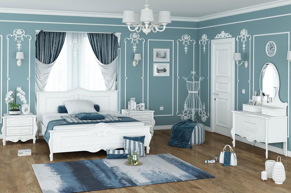 مدل تخت خواب عروس و داماد : فضایی رویایی برای آغاز زندگی مشترک