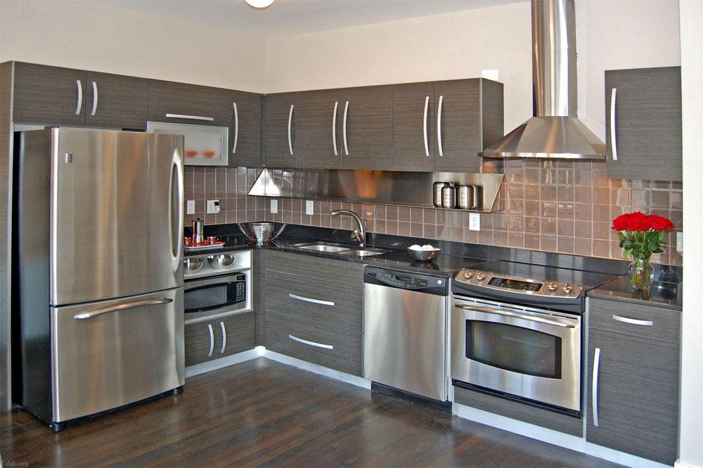 مدل آشپزخانه قبل از نصب کابینت به چه عواملی وابسته است؟