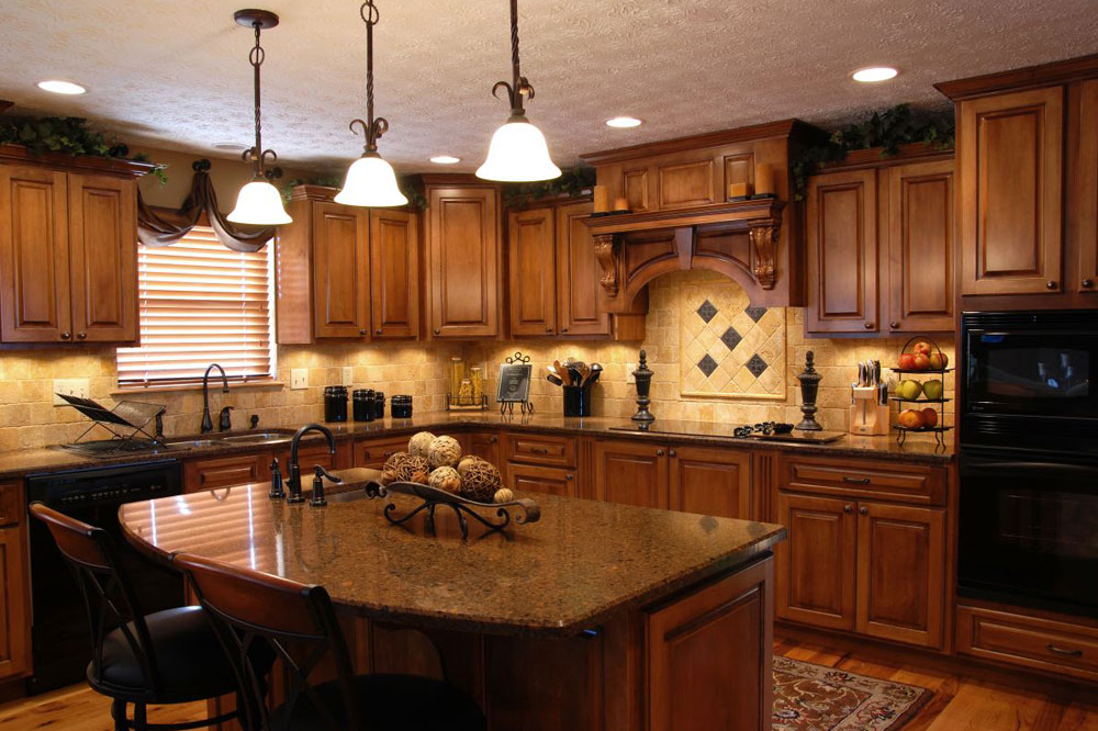 بخش اعظم زیبایی هر مدل آشپزخانه به کابینت های آن وابسته است.