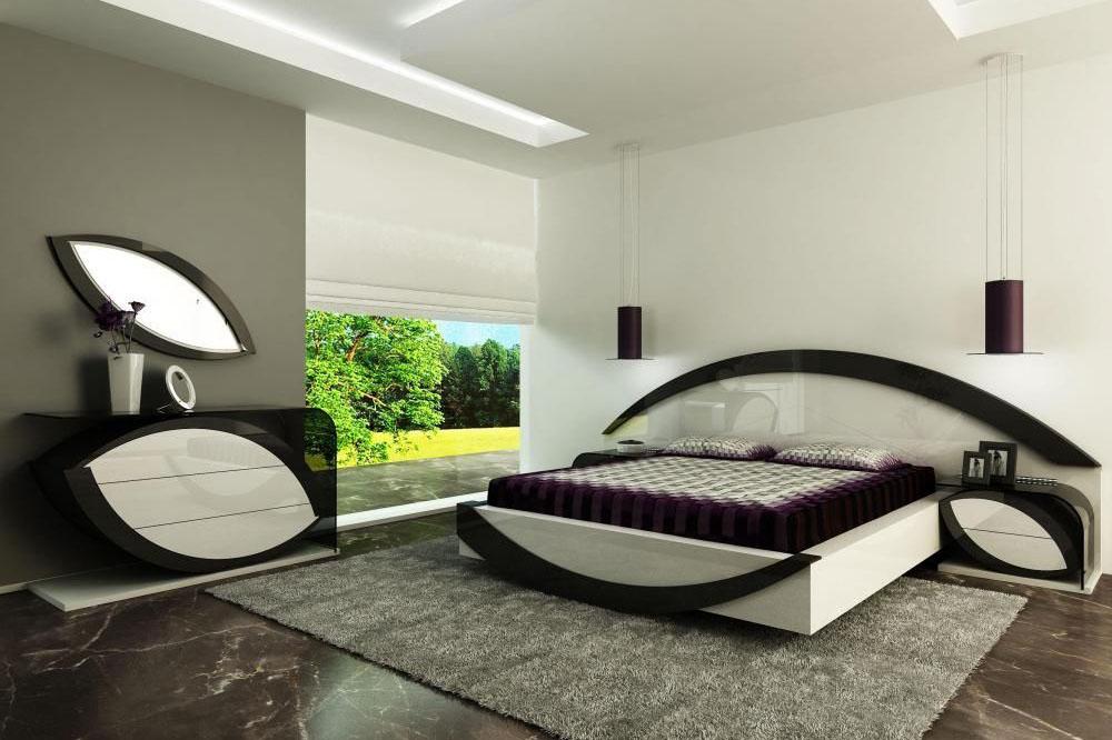 مدل تخت خواب جدید: تخت خواب ام دی اف جدید